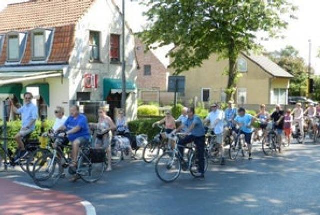 Wandelen en fietsen in het Meetjesland